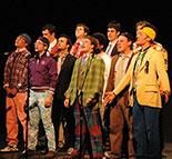 annual a cappella concert