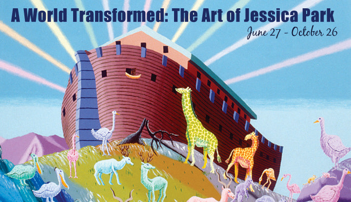 A World Transformed: The Art of Jessica Park