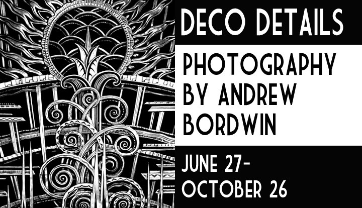 Deco Details: Photographs by Andrew Bordwin