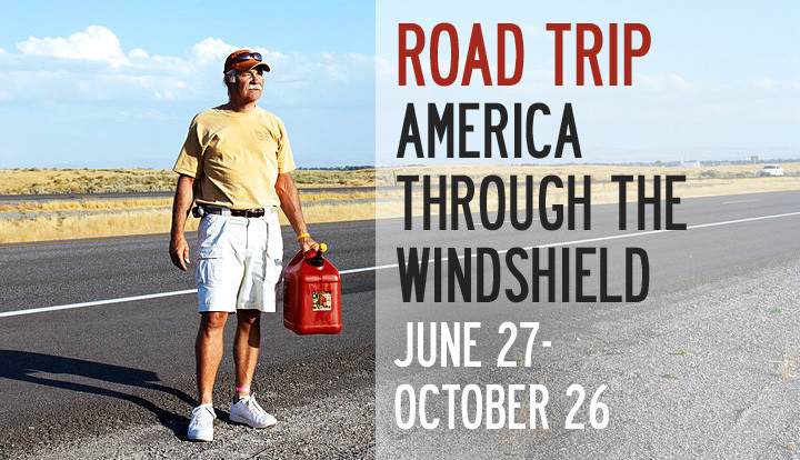 Road Trip: America Through the Windshield