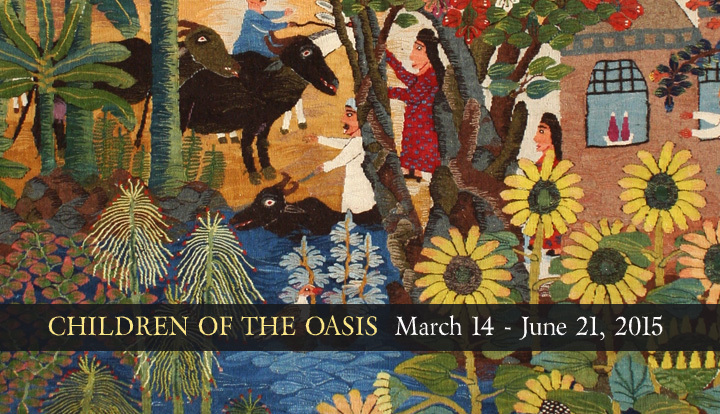 Children of the Oasis