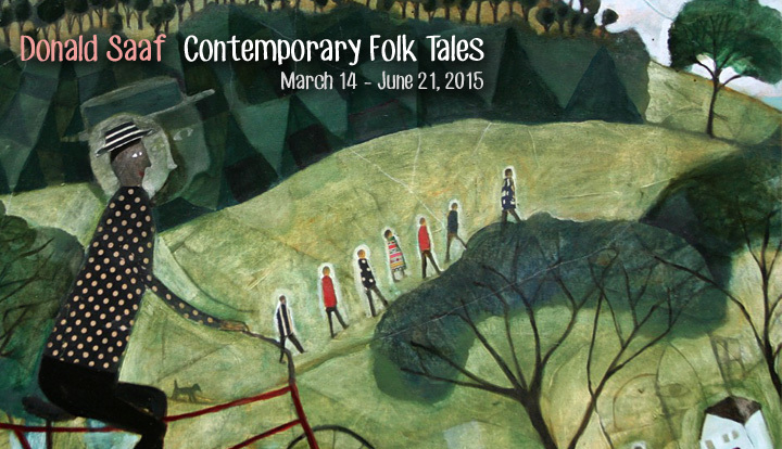 Donald Saaf: Contemporary Folk Tales