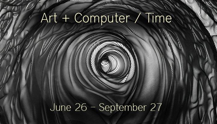 Art + Computer / Time
